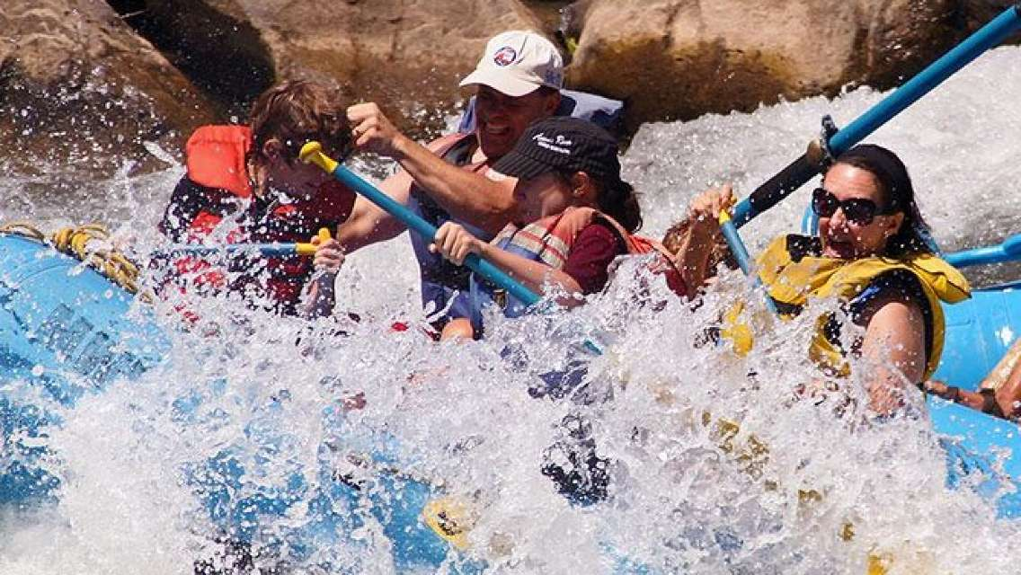 Durango Rafting - Family Friendly Half Day Trip