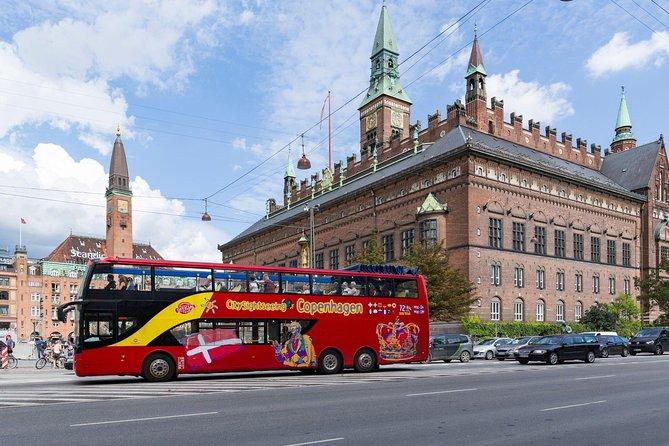 City Sightseeing Copenhagen Hop-On Hop-Off Bus Tour