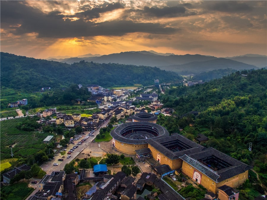 Yongding Tulou Cluster Admission Ticket