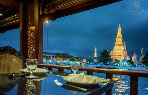 湄南河 Baan Khanitha Cruise 遊船