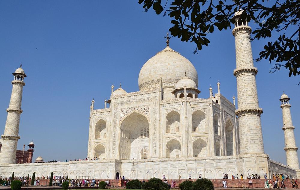 印度新德里+阿格拉+泰姬陵一日遊(專車接送 行程自由)