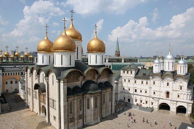 Full Kremlin Private Tour