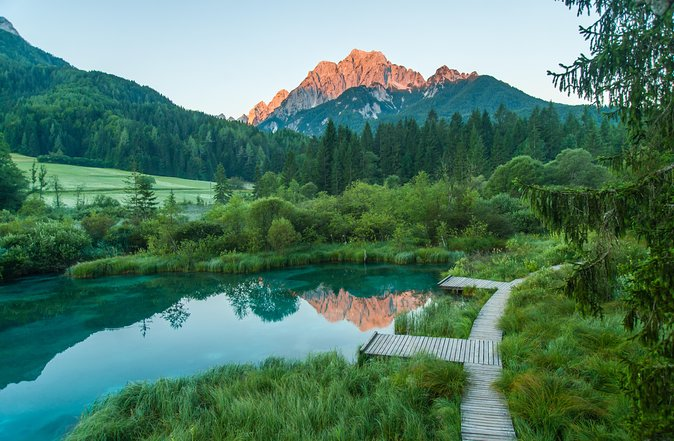Kranjska Gora and the Alps