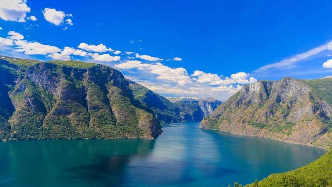 Self-Guided Day Trip from Bergen to Oslo including the Flåm Railway