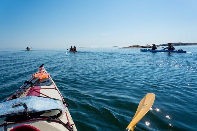 Stockholm Archipelago Tour by Kayak
