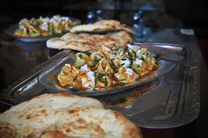 An Evening of Food Tasting in Amman