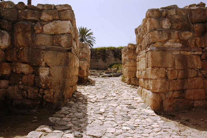 Armageddon Valley Private Tour from Tel Aviv
