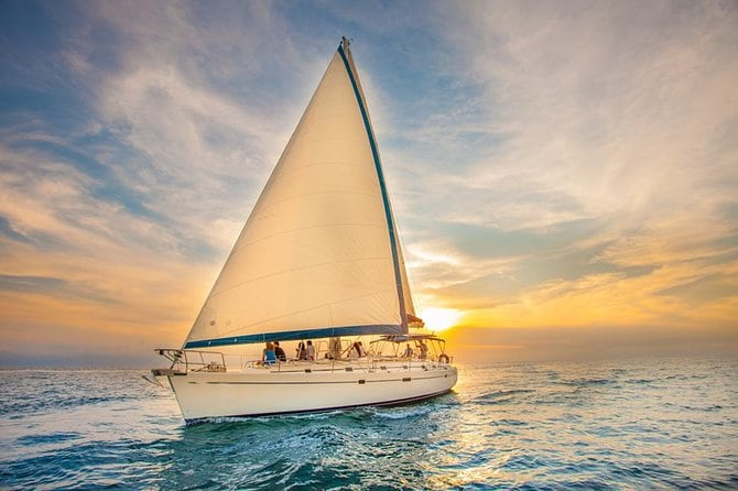 Luxury Sunset Sail from Freeport