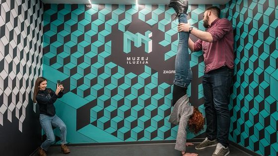 Skip the Line: Museum of Illusions Admission Ticket