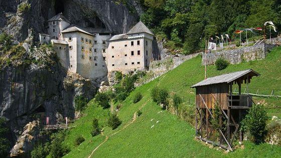 Predjama Castle and Postojna Cave Tour from Ljubljana