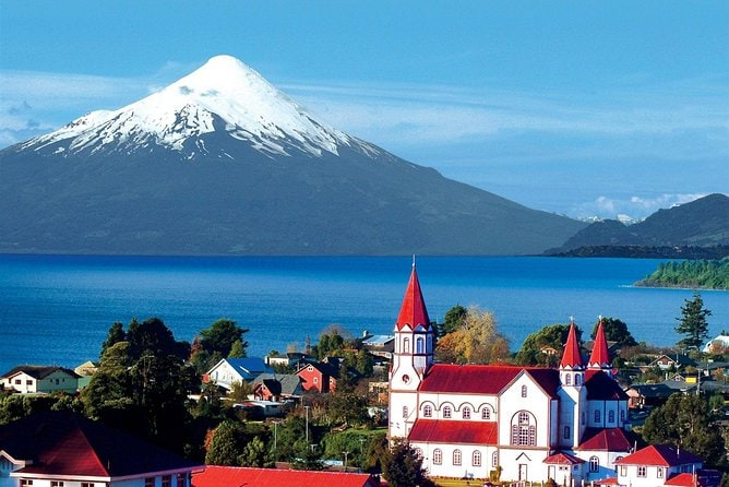 Puerto Varas: Half day, traditional city tour