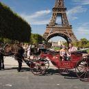 Paris Private Romantic Horse & Carriage Ride