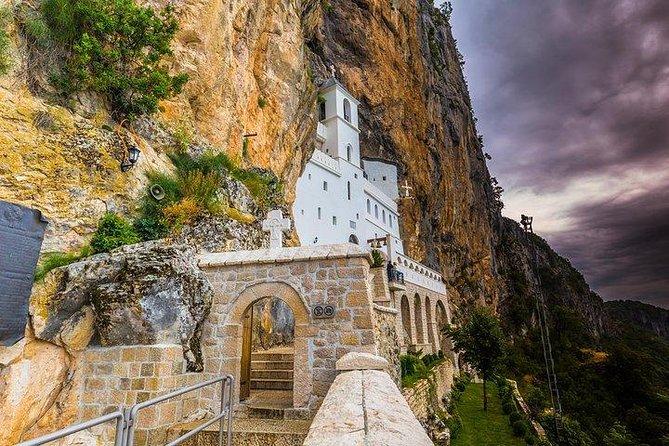 Rijeka Crnojevica - Ostrog monastery tour from Podgorica