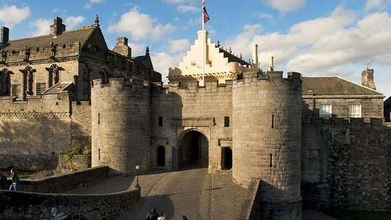 Stirling Castle The Trossachs & Loch Lomond