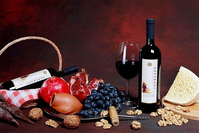 Wine and culinary tour in Tbilisi