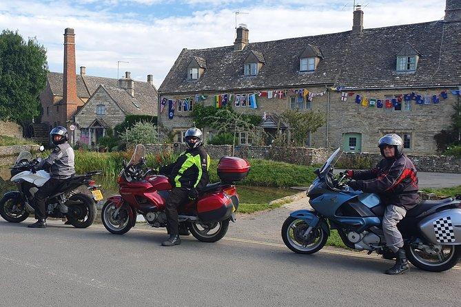 1 Day Cotswold Motorcycle Tour