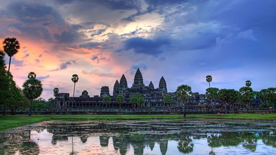 Small-Group Explore Angkor Wat Sunrise Tour