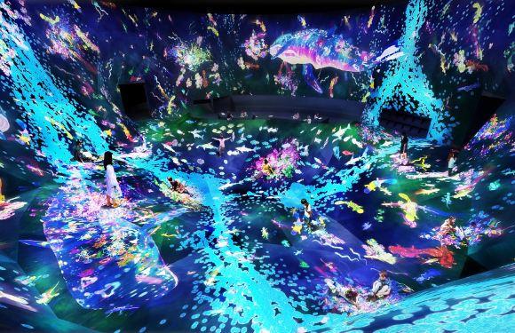澳門 teamLab 超自然空間展覽優惠門票(低至58折)