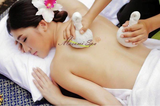 Masumi Refreshing Spa Package