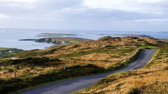 Connemara and Galway Bay Rail Tour from Dublin