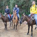 Horseback Riding from Guadalupe to Monserrate