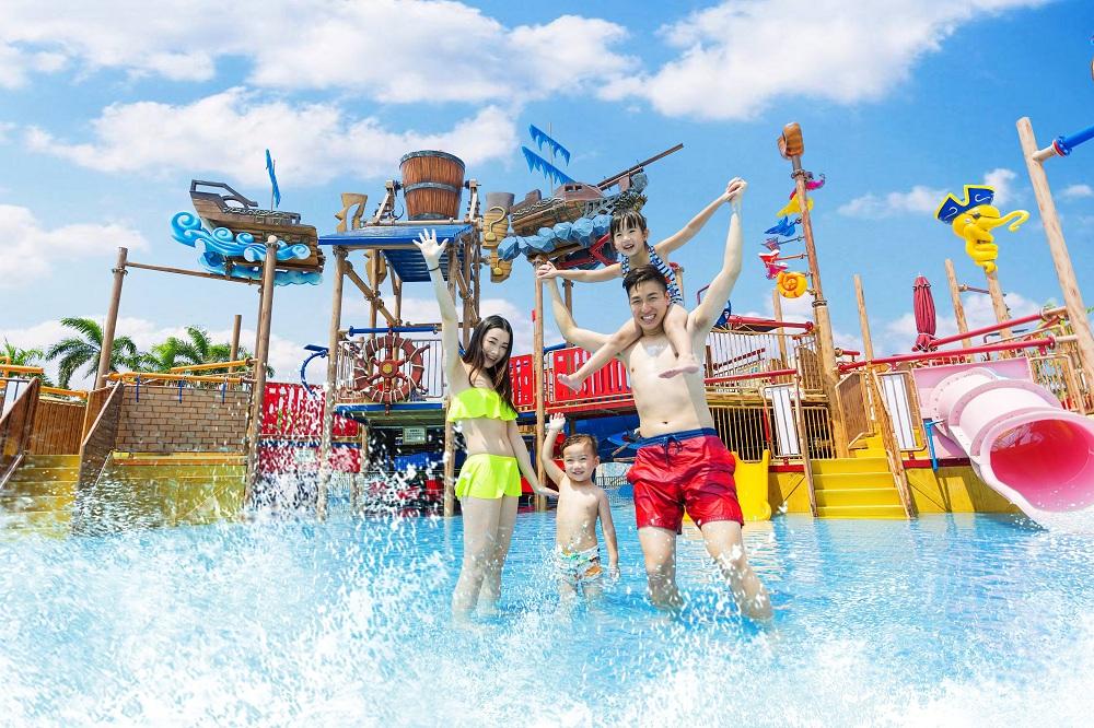 Zhuhai Ocean Spring Resort Mysterious Island Theme Park Ticket