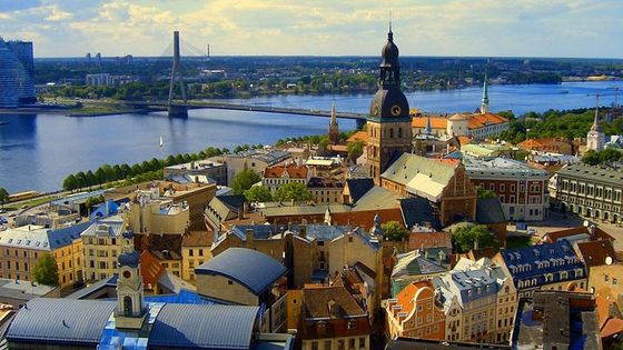 Old Town Walking Tour of Riga