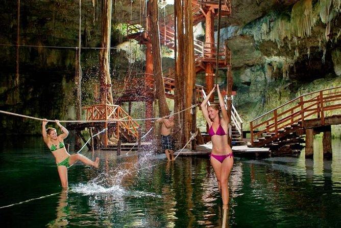 Tour from Riviera Maya or Cancun Ek Balam