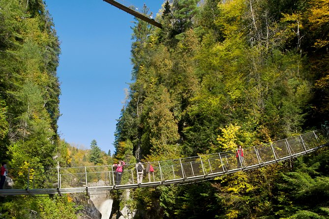 Canyon Sainte-Anne - Admission Ticket