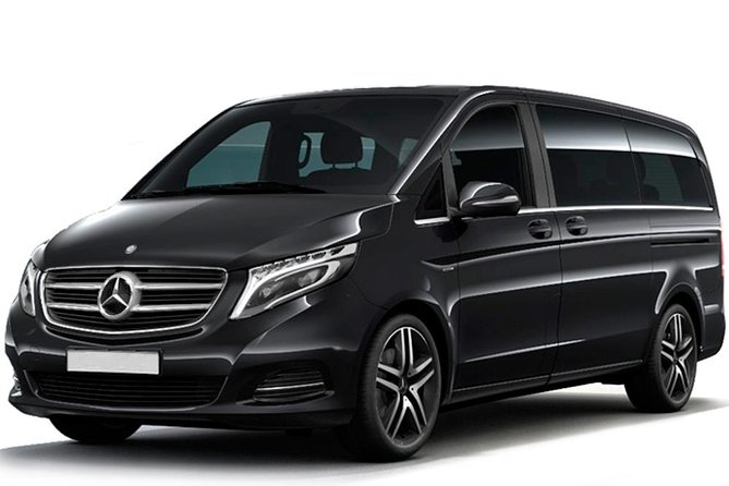Arrival Private Transfer: Durban MSC Cruise Port to Durban City by Minivan