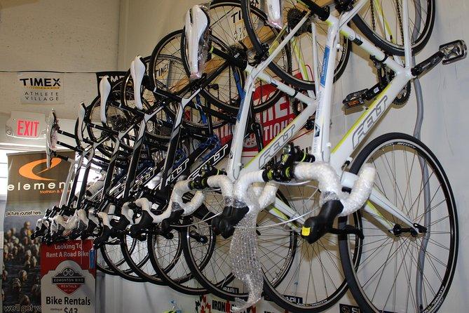 Edmonton Road Bike Rental