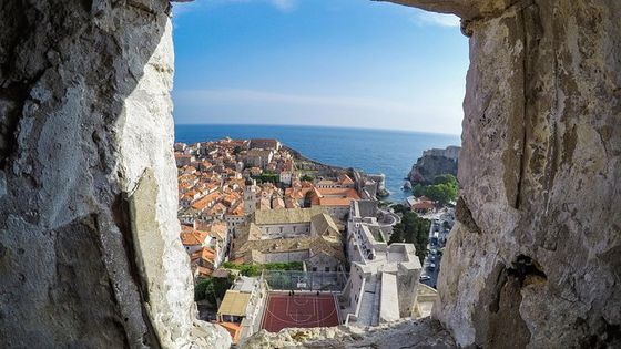 Dubrovnik City Walls Admission Ticket