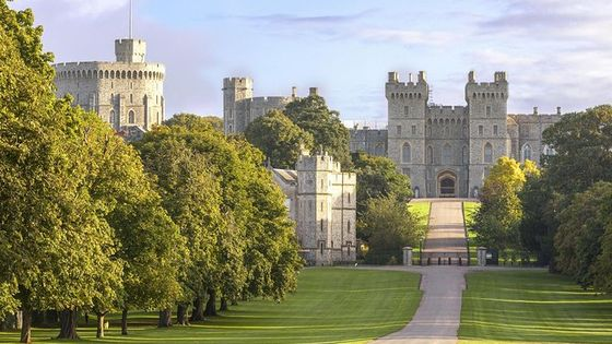 Windsor and Thames Valley Bike Tour