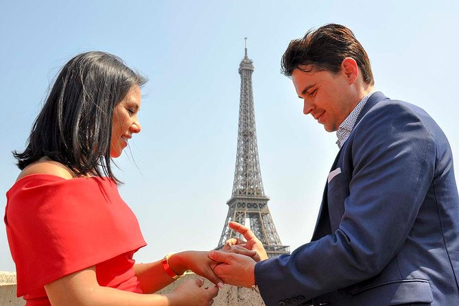 Engagement Proposal in Paris