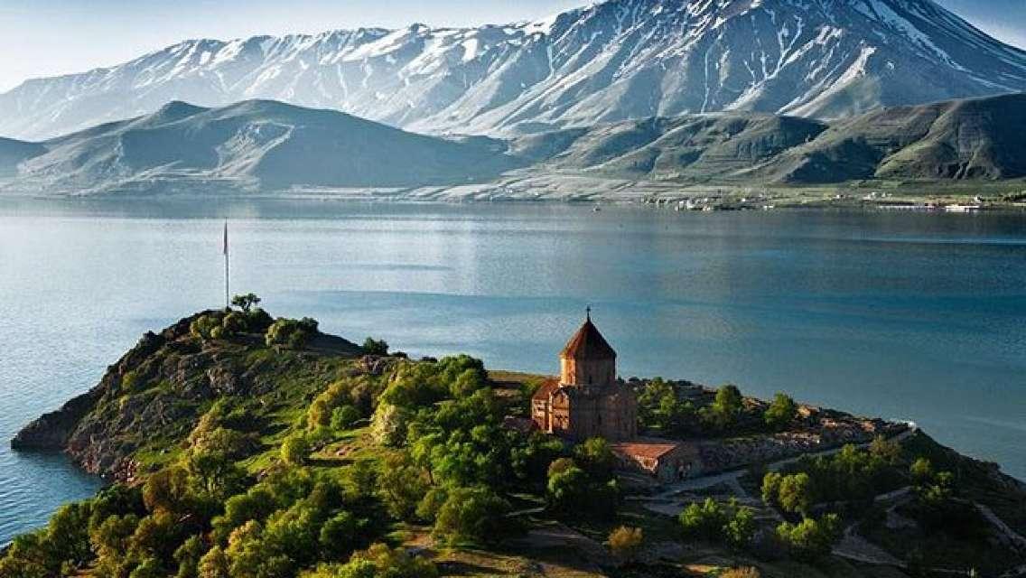 Privat Tour. Lake Sevan, Tsaghkadzor (ski resort)