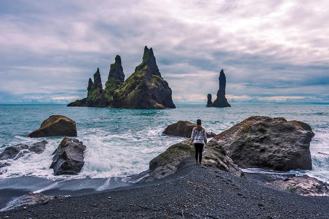South Coast Classic Day Trip from Reykjavik with Guide and Touchscreen Audio