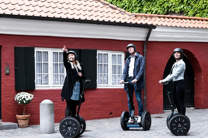 Small-Group 1 Hour Copenhagen Segway Tour