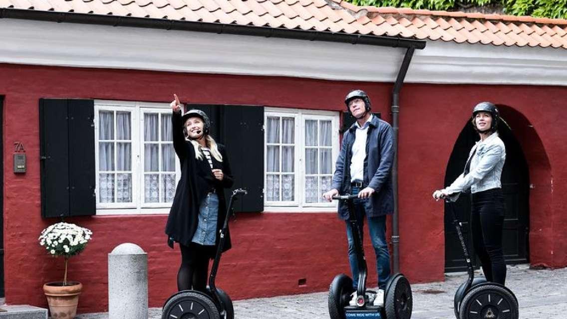 Small-Group 1 Hour Copenhagen Segway Tour