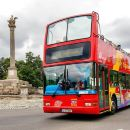 Dublin Shore Excursion: City Sightseeing Hop-On Hop-Off Bus Tour
