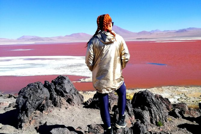 2-Day Uyuni Salt Flats - Including Laguna Colorada by Flight from La Paz
