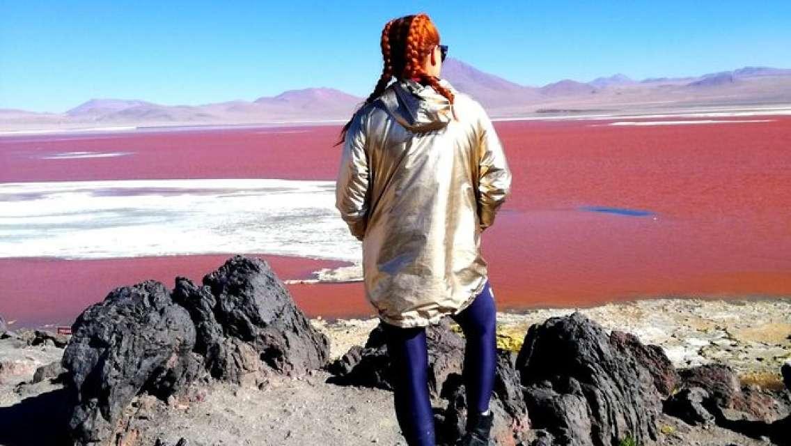 2-Day Uyuni Salt Flats - Including Laguna Colorada by Flight from La Paz