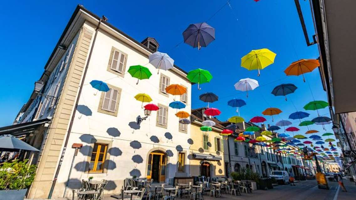 Instagrammable Places of Geneva with a Local