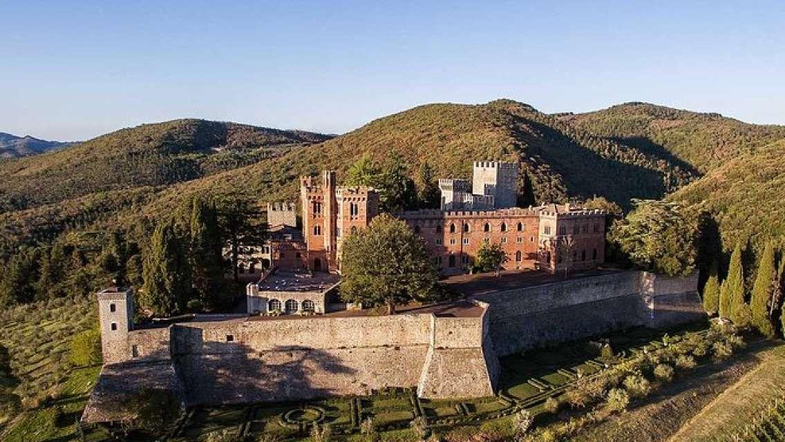 Livorno Port Shore Excursion: Siena and Chianti Castle with Lunch&WineTasting