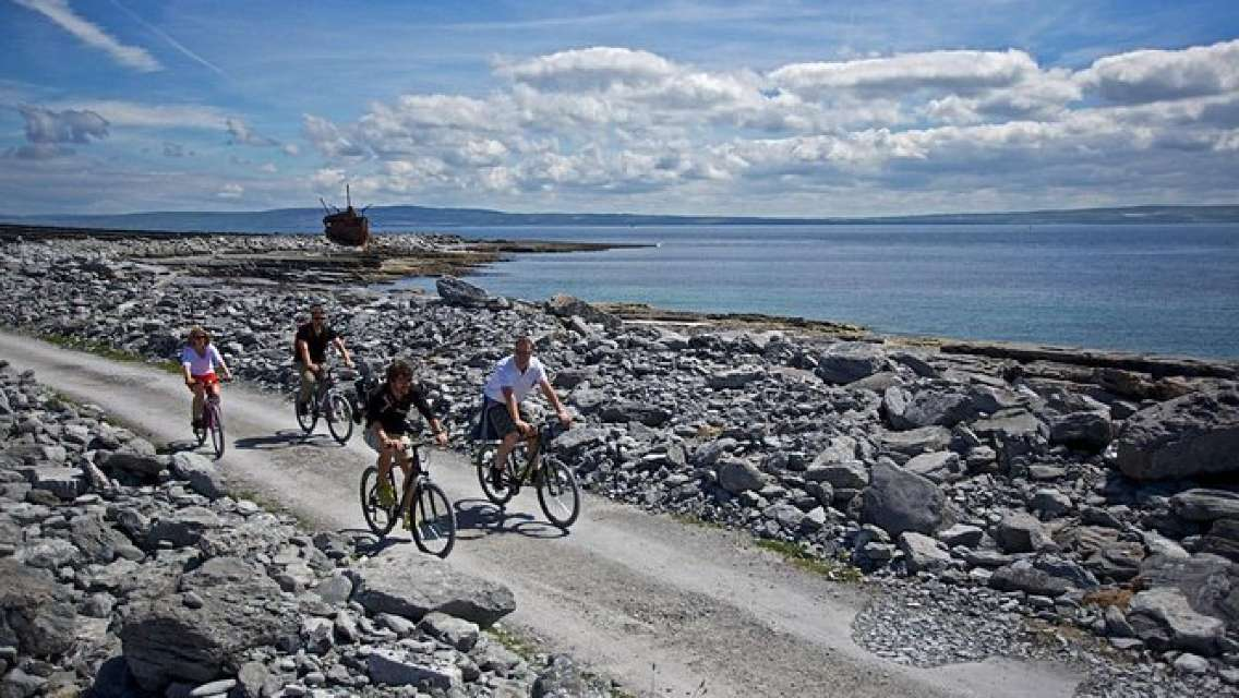 Inis Oírr (Aran Islands) Day Trip: Return Ferry from Rossaveel, Galway