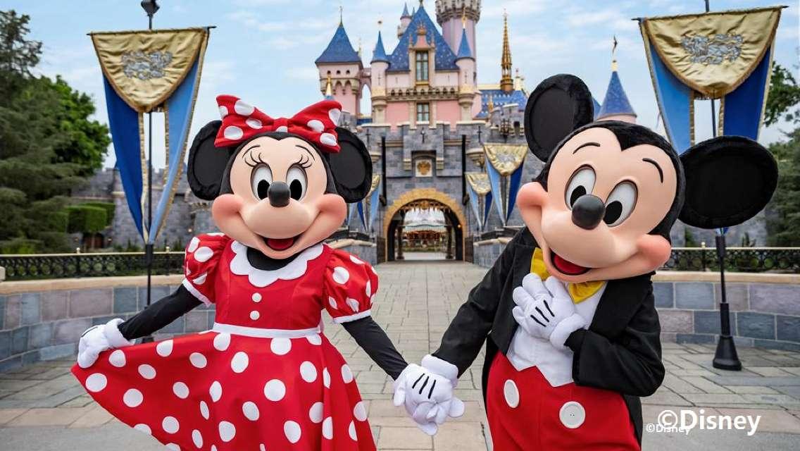 Disneyland Resort 2/3-Day Tickets