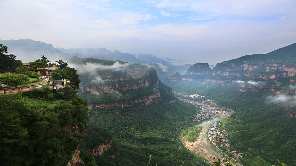 Taihang Mountain Grand Canyon Ticket