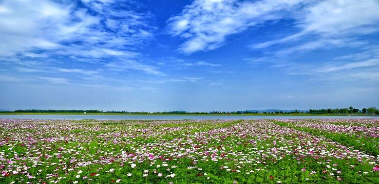 Gucheng Lake Cittaslow Town Ticket