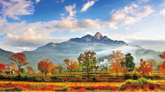 天堂寨風景區
