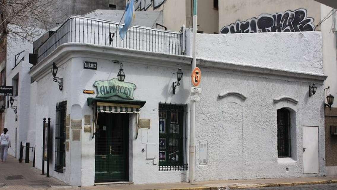 VIP Dinner & Tango Show at El Viejo Almacen