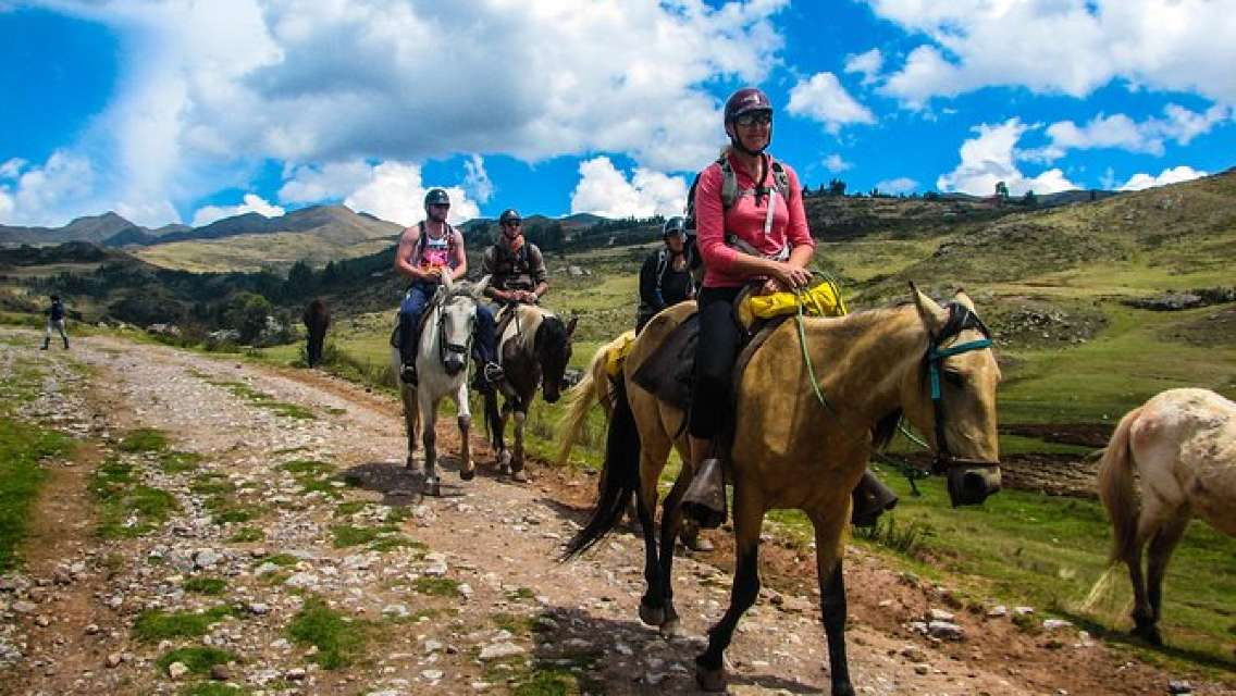 Horseback Riding in Cusco